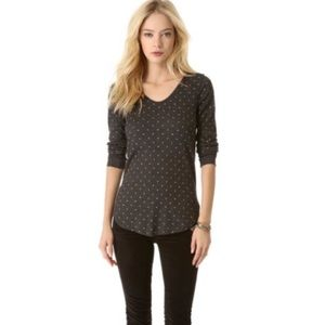 We The Free People Desperate Polka Dot Thermal